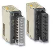 CJ1 Analog IO and Control Units